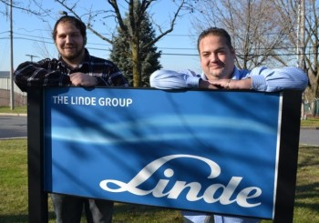 Linde Electronics Hires 'Perfect Fit' Lab Tech through Ready to Work NJ