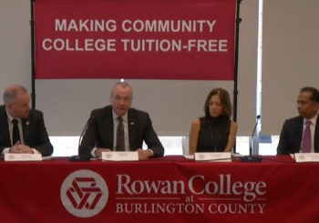 Gov. Phil Murphy vows free community college